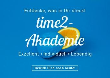 time2 Akademie Seminar