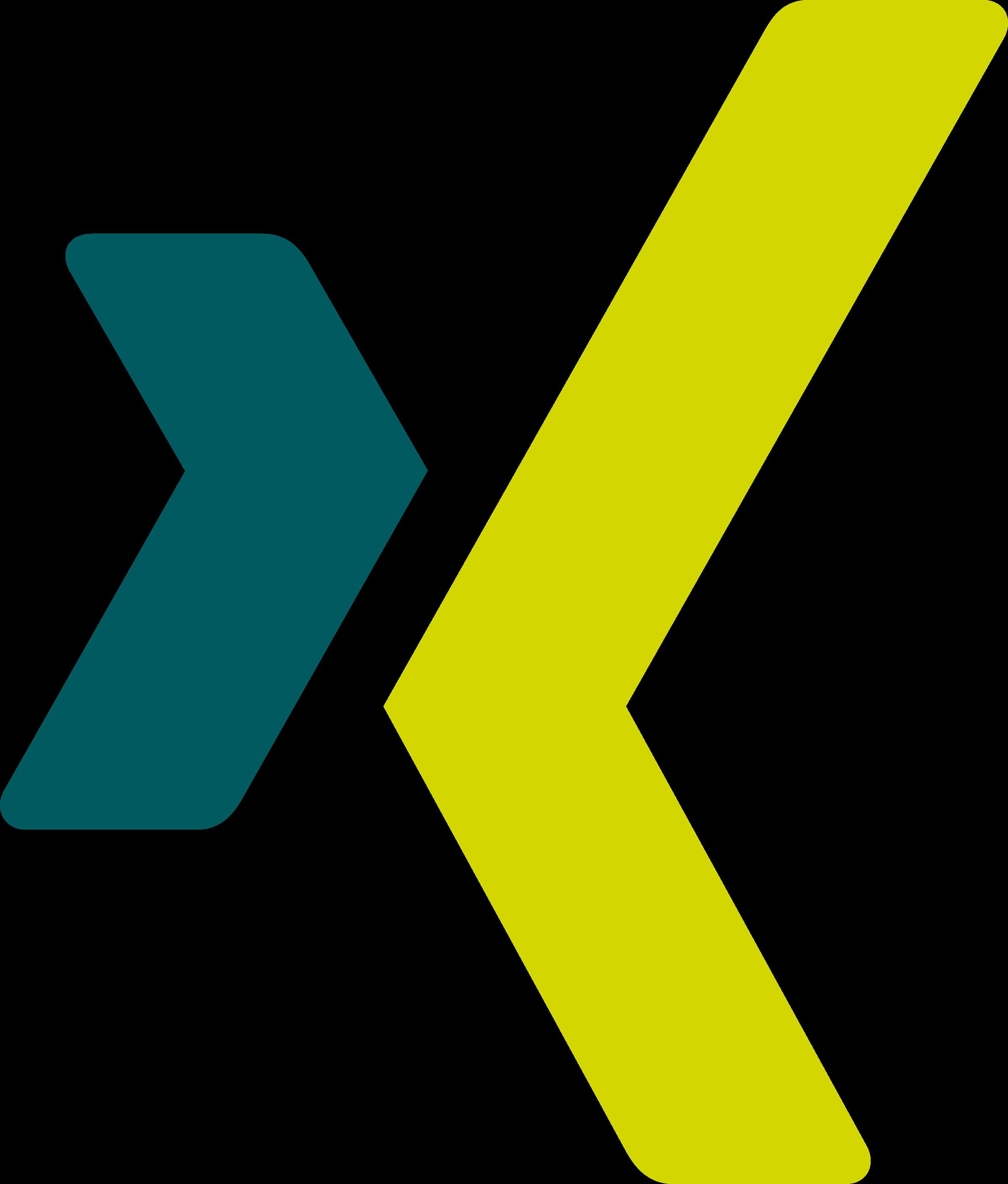 Bildergebnis für xing logo